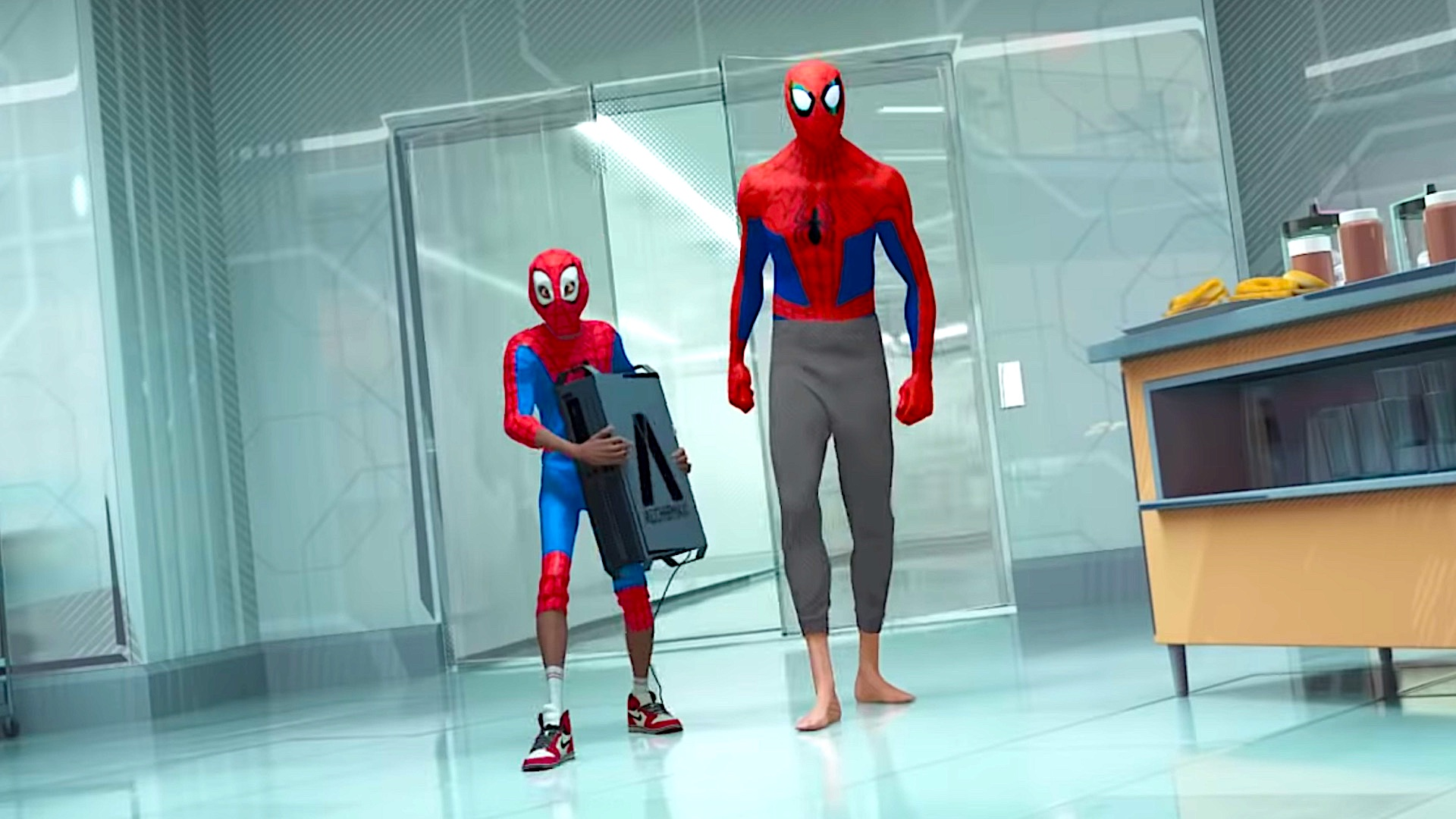 Spider Man Into The Spider Verse 2018 The 13th Plinth